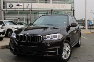 Used 2015 BMW X5 xDrive35d for sale in Langley, BC