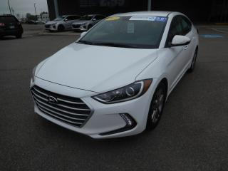 Used 2017 Hyundai Elantra GL,A/C,CRUISE,BANCS CHAUFFANTS, VITRES, BLUETOOTH for sale in Mirabel, QC
