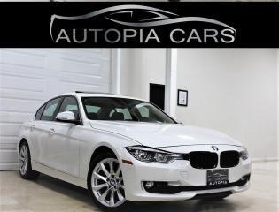 Used 2014 BMW 3 Series 4dr Sdn 320i xDrive AWD for sale in North York, ON