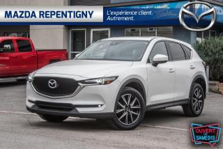 Used 2017 Mazda CX-5 AWD GT CUIR GPS 86.51$/SEM for sale in Repentigny, QC