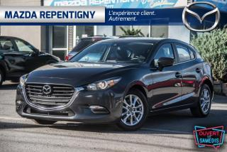 Used 2018 Mazda MAZDA3 Sport Sport GS AUTO TOIT OUVRANT VOLANT CHAUFF for sale in Repentigny, QC