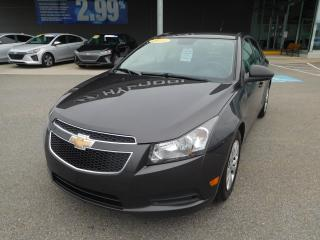 Used 2014 Chevrolet Cruze 4dr Sdn 1LS,VITRES+PORTES ELEC for sale in Mirabel, QC