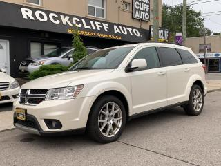 Used 2013 Dodge Journey FWD 4DR SXT for sale in Scarborough, ON