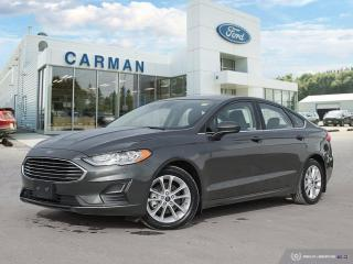 New 2020 Ford Fusion Hybrid Se for sale in Carman, MB