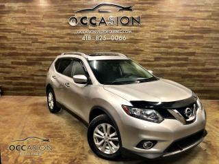 Used 2014 Nissan Rogue toit ouvrant panoramique SV FWD CAMÉRA D for sale in Ste-Brigitte-de-Laval, QC