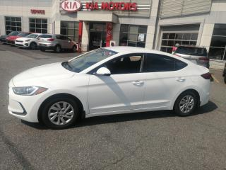 Used 2017 Hyundai Elantra Auto LE BANC CHAUFFANT **BLUETOOTH** A/C for sale in Mcmasterville, QC