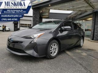Used 2017 Toyota Prius TECHNOLOGY for sale in Bracebridge, ON