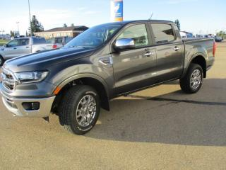 Used 2019 Ford Ranger LARIAT for sale in Wetaskiwin, AB