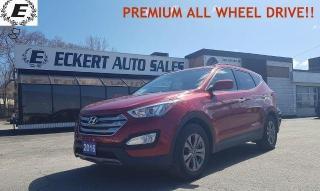 Used 2016 Hyundai Santa Fe Sport Premium/LOW KILOMETERS! for sale in Barrie, ON