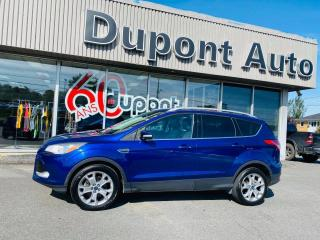 Used 2014 Ford Escape 4 RM 4 portes Titanium for sale in Alma, QC