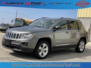 Used 2011 Jeep Compass North Edition for sale in Winnipeg, MB