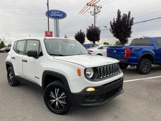 Used 2015 Jeep Renegade 4X4 8 pneus 8 mags. for sale in St-Eustache, QC