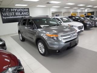 Used 2014 Ford Explorer XLT 4RM 7 PLACES TOIT NAV CUIR CAMÉRA A/ for sale in Dorval, QC