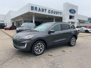 New 2020 Ford Escape Titanium for sale in Brantford, ON