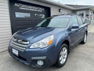 Used 2014 Subaru Outback 3.6R for sale in Kingston, ON