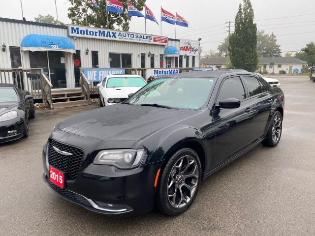 2015 Chrysler 300 300S-NAVI-LTHR-WE FINANCE
