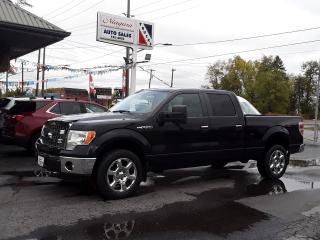 Used 2013 Ford F-150 XTR CREW 4X4 for sale in Welland, ON