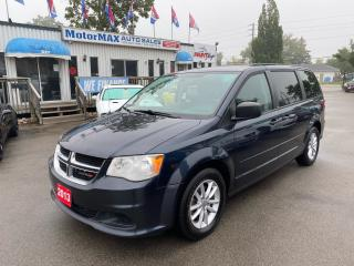 Used 2013 Dodge Grand Caravan SXT-NAVI-REAR VIEW CAMERA-ONE OWNER for sale in Stoney Creek, ON