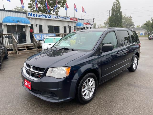2013 Dodge Grand Caravan SXT-NAVI-REAR VIEW CAMERA-ONE OWNER