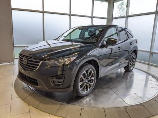 Used 2016 Mazda CX-5 GT AWD - NO ACCICENT HISTORY! for sale in Edmonton, AB