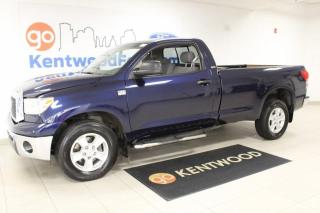 Used 2007 Toyota Tundra One Owner, Local Trade, LOW LOW kms, well maintained | 2WD, Must see! for sale in Edmonton, AB