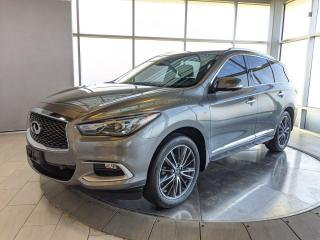 Used 2016 Infiniti QX60 TECHNOLOGY PKG for sale in Edmonton, AB