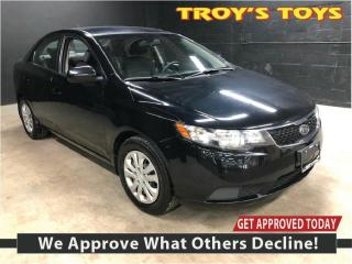 Used 2012 Kia Forte LX Plus for sale in Guelph, ON