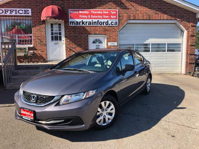2014 Honda Civic DX 5 Speed Manual