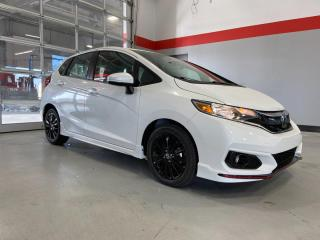 New 2020 Honda Fit Sport for sale in Red Deer, AB