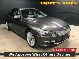 Used 2013 BMW 3 Series 328i xDrive for sale in Guelph, ON