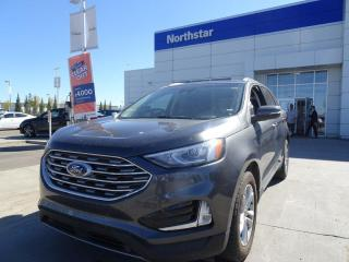 Used 2020 Ford Edge SEL AWD/PUSHBUTTONSTART/HEATEDSEATS/BACKUPCAM for sale in Edmonton, AB