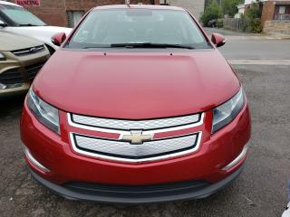 Used 2015 Chevrolet Volt Plug-in Hybrid*LOW KMS*Nav*One Owner*Clean Carfax* for sale in Hamilton, ON