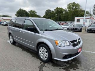 Used 2014 Dodge Grand Caravan SXT 4dr FWD Passenger Van for sale in Brantford, ON