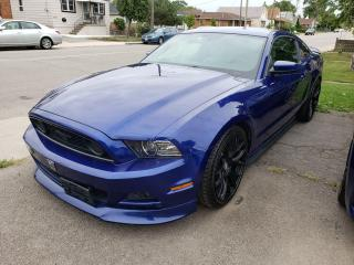 Used 2013 Ford Mustang Coupe for sale in Hamilton, ON