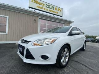 Used 2013 Ford Focus SE for sale in Tilbury, ON
