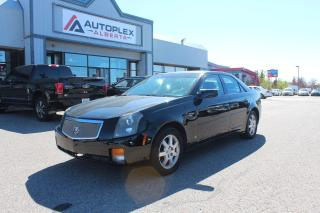 Used 2007 Cadillac CTS HI for sale in Calgary, AB