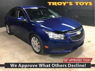 Used 2012 Chevrolet Cruze Eco w/1SA for sale in Guelph, ON