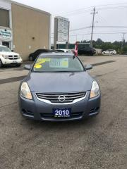 Used 2010 Nissan Altima 2.5 S for sale in Kitchener, ON