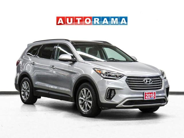 2018 Hyundai Santa Fe XL Luxury AWD Nav Leather PanoRoof Backup Cam