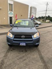 Used 2009 Toyota RAV4 BASE for sale in Kitchener, ON