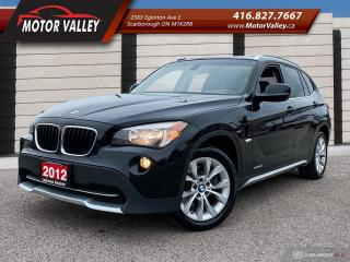 Used 2012 BMW X1 28i xDrive AWD Clean Car! for sale in Scarborough, ON