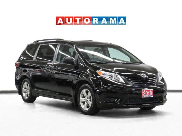 2018 Toyota Sienna LE Backup Camera