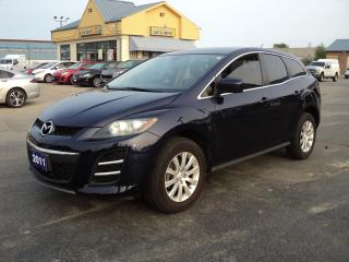Used 2011 Mazda CX-7 GX 2.5L LeatherHeated MoonRoof for sale in Brantford, ON