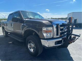 Used 2008 Ford F-250 XLT LARIAT for sale in Tilbury, ON