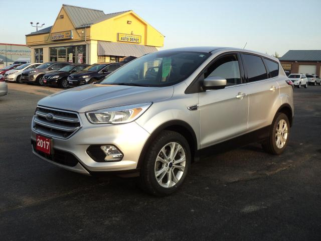 2017 Ford Escape SE 1.5L Ecoboost HeatedSeats BackUpCam