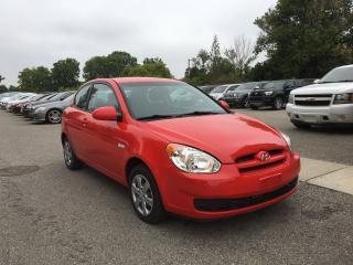 Used 2008 Hyundai Accent Great on gas! for sale in London, ON