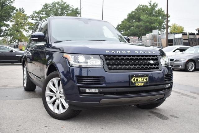 2014 Land Rover Range Rover HSE - NO ACCIDENTS