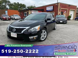 Used 2013 Nissan Altima 3.5 SL for sale in Windsor, ON