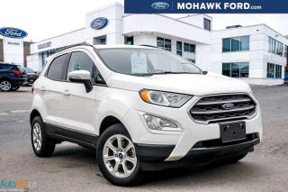 Used 2018 Ford EcoSport SE for sale in Hamilton, ON
