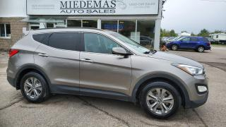 Used 2016 Hyundai Santa Fe Sport SPORT for sale in Mono, ON